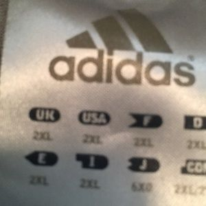 adidas Pants - Adidas Men's Athletic Sweatpants Size XXL